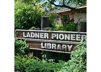 Delta landmark Ladner Pioneer Library