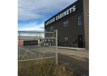 Grande Prairie custom cabinet Lafleur Cabinets