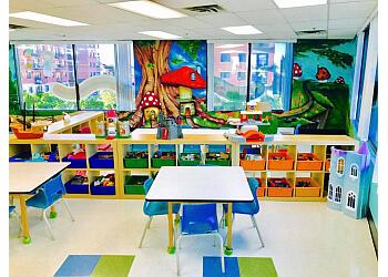 Brossard preschool La garderie les petits trésors