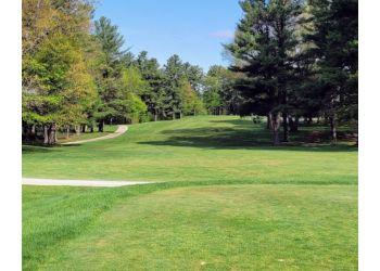 Orillia golf course Lake St. George Golf Club