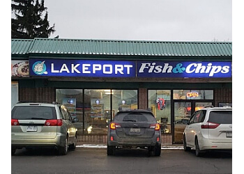 Niagara Falls fish and chip Lakeport Fish & Chips
