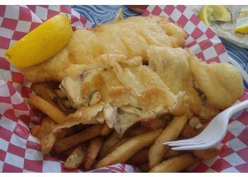 Niagara Falls fish and chip Lakeport Fish & Chips