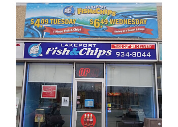 St Catharines fish and chip Lakeport Fish & Chips