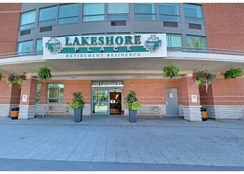 Burlington retirement home Lakeshore Place Retirement Residence