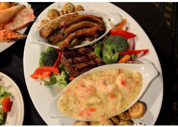 Regina seafood restaurant Lakeshore Restaurant