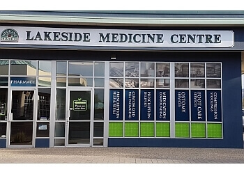 Kelowna pharmacy Lakeside Medicine Centre Pharmacy