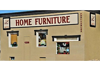 Lethbridge furniture store Lakno Furniture & Billiards