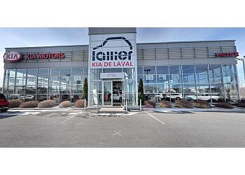Laval car dealership Lallier Kia de Laval
