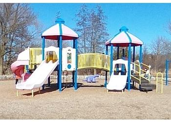 Aurora public park Lambert Willson Park