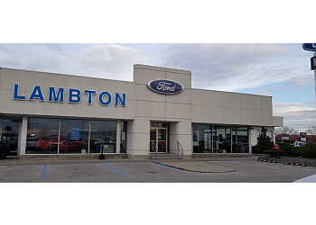 Sarnia car dealership Lambton Ford Lincoln