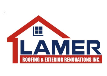Belleville roofing contractor Lamer Roofing & Exterior Renovations, Inc.