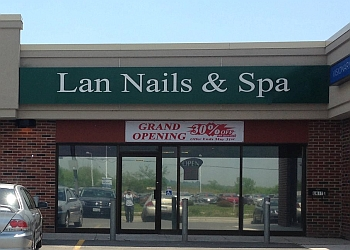 Kingston nail salon Lan Nails & Spa