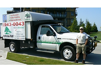 Delta landscaping company Landscape Plus Maintenance & Contracting