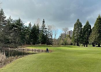 Vancouver golf course Langara Golf Course