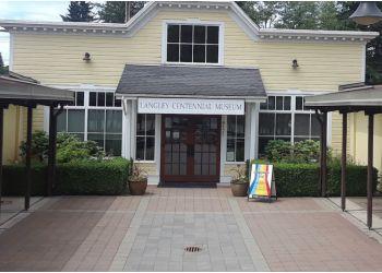 Langley landmark Langley Centennial Museum