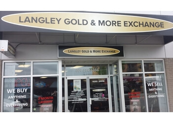 Langley pawn shop Langley Gold & More Exchange