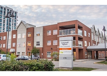 Richmond Hill retirement home Langstaff Square Care Community