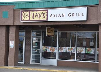 Edmonton thai restaurant Lan's Asian Grill