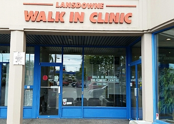 Victoria urgent care clinic Lansdowne Walk In Clinic