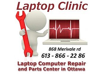 Ottawa computer repair Laptop Clinic