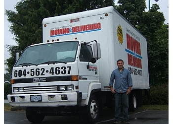 New Westminster moving company Lara Transport Services