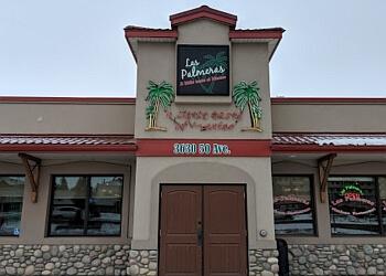 Red Deer mexican restaurant Las Palmeras Restaurant