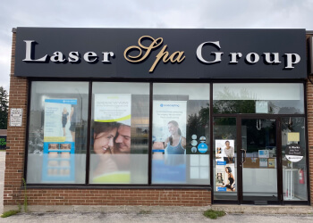 Hamilton med spa Laser Spa Group