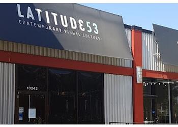 Edmonton art gallery Latitude 53