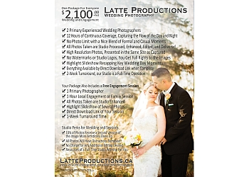 Latte Productions Wedding Photography