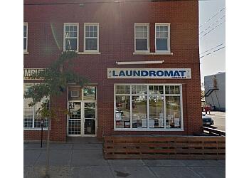Moncton cafe Laundromat Espresso Bar