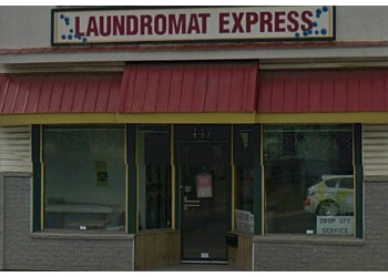 Thunder Bay dry cleaner Laundromat Express