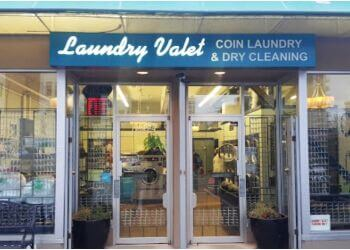Vancouver dry cleaner Laundry Valet
