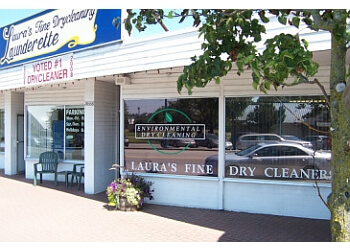 Langley dry cleaner Laura's Fine Dry Cleaning & Laundry