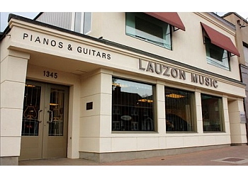 Ottawa music school Lauzon Music