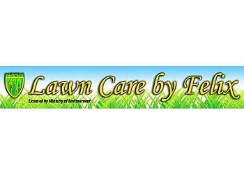Kingston lawn care service Lawn Care by Felix