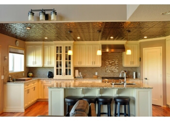 Layne Kitchens and Design Group Ltd Airdrie Custom Cabinets