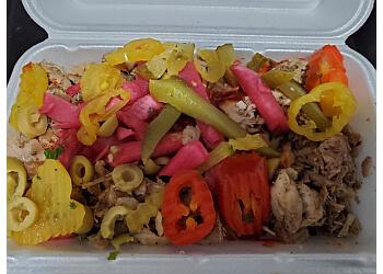 Brampton mediterranean restaurant Lazeez Shawarma