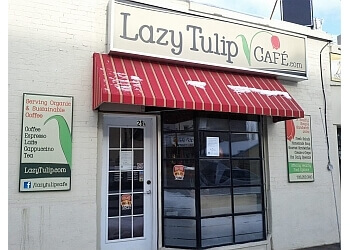 Barrie cafe Lazy Tulip Cafe