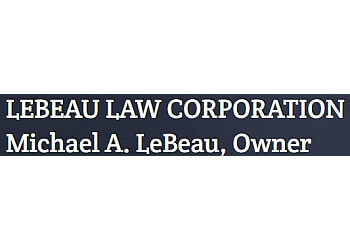 Coquitlam real estate lawyer Michael LeBeau