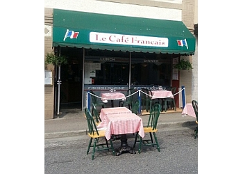 Nanaimo french cuisine  Le Cafe Francais