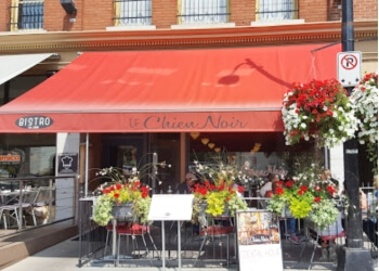 Kingston french cuisine  Le Chien Noir Bistro