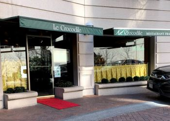 Vancouver french cuisine Le Crocodile
