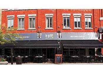 Trois Rivieres steak house Le Grill