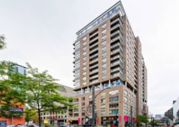 Montreal apartments for rent  Le Mille Neuf Luxury Apartments