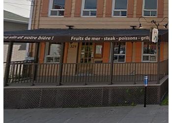 Trois Rivieres steak house Le Peche Mignon