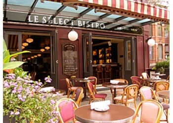 Toronto french cuisine Le Select Bistro