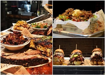 Montreal food truck Le Smoking BBQ