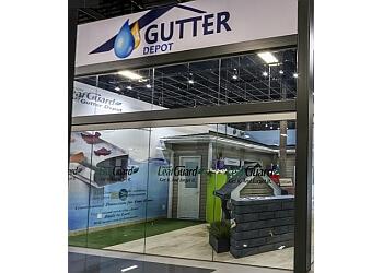 Mississauga gutter cleaner LeafGuard by Gutter Depot