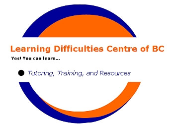 Prince George tutoring center Learning Difficulties Centre of BC