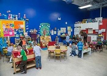 Grande Prairie preschool Learning Ladder Preschool